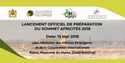 Cérémonie de lancement officiel de preparation du Sommet Africités 2018.jpg