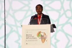 Mme Raponda, Présidente de CGLU Afrique.jpg