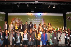 2nd Edition of the African Forum of Territorial Managers & Training Institutes targeting Local and R