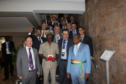 17th Session of the Executive Committee of UCLG Africa Morocco to host Africities Summit 2018 4.JPG